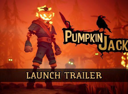 Pumpkin Jack: pubblicato il trailer di lancio del titolo su Nintendo Switch