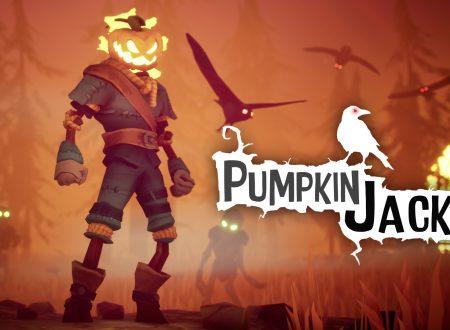 Pumpkin Jack: uno sguardo in video al titolo dai Nintendo Switch europei