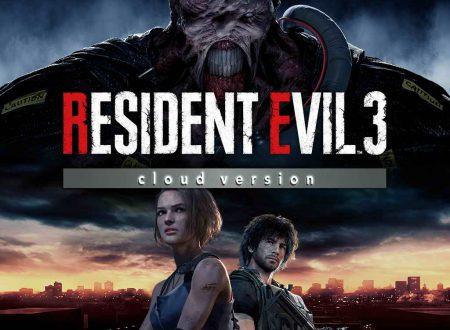 Resident Evil 3: Cloud Version, emerso il logo della possibile versione per Nintendo Switch