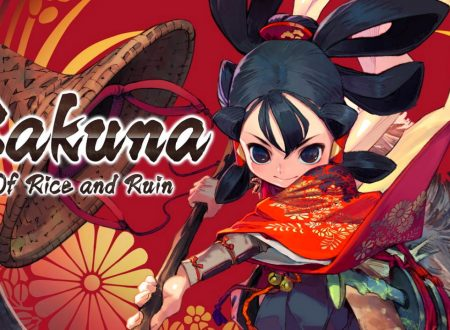 Sakuna: Of Rice and Ruin, uno sguardo ai primi 41 minuti di gameplay dai Nintendo Switch europei