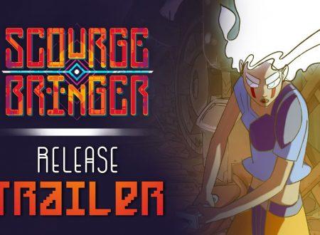 ScourgeBringer: pubblicato il trailer di lancio del titolo su Nintendo Switch