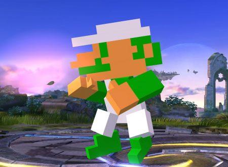 Super Mario Bros. 35: svelata la possibilità di giocare nei panni di Luigi nel titolo online