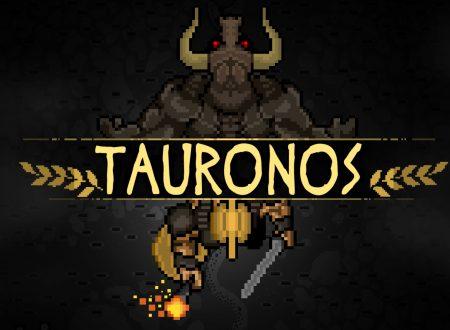 TAURONOS: uno sguardo in video al titolo dai Nintendo Switch europei