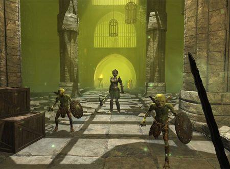 The Elder Scrolls: Blades, il titolo aggiornato alla versione 1.9.0 sui Nintendo Switch europei