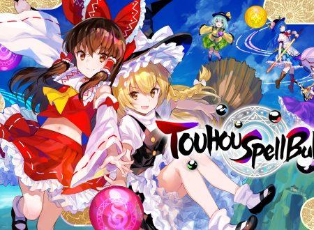 Touhou Spell Bubble: il titolo di TAITO disponibile a sorpresa sui Nintendo Switch europei