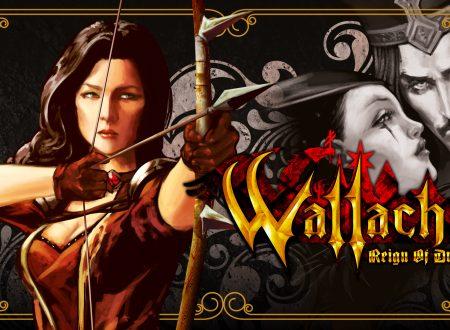 Wallachia: Reign of Dracula, uno sguardo in video al titolo dai Nintendo Switch europei
