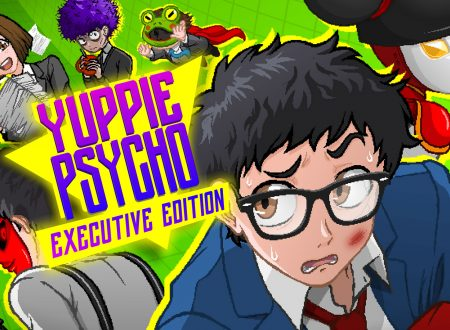 Yuppie Psycho: Executive Edition, uno sguardo in video al titolo dai Nintendo Switch europei