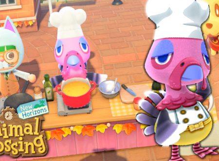 Animal Crossing: New Horizons: uno sguardo in video al Festival delle Primizie con Cedrone