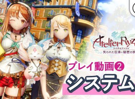 Atelier Ryza 2: Lost Legends & the Secret Fairy, pubblicato un nuovo video gameplay sul battle system