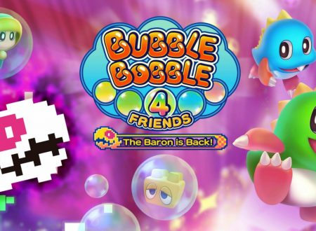 Bubble Bobble 4 Friends: The Baron is Back!, uno sguardo in video al titolo dai Nintendo Switch europei