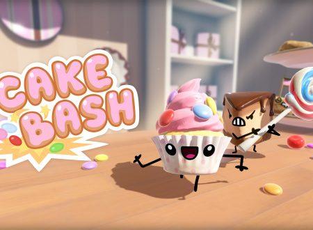 Cake Bash: uno sguardo in video al titolo dai Nintendo Switch europei