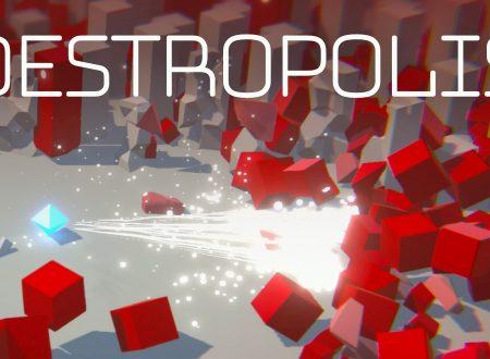 Destropolis: uno sguardo in video al titolo dai Nintendo Switch europei