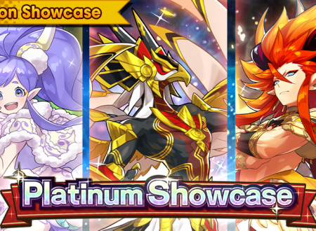 Dragalia Lost: ora disponibile il Platinum Showcase con Horus, Corsaint Phoenix e Apollo