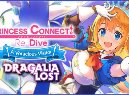 Dragalia Lost: ora disponibile l'evento crossover – Princess Connect! Re: Dive: A Voracious Visitor