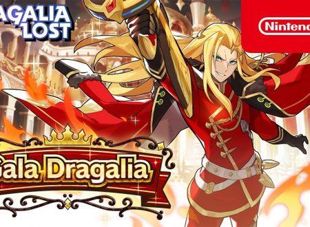 Dragalia Lost: svelato il ritorno dell'evento: Gala Dragalia con Leonidas