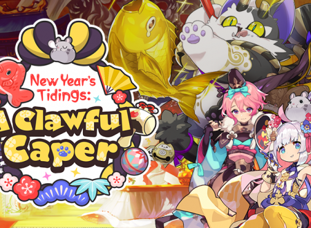 Dragalia Lost: svelato l'arrivo del Raid Event Revival, New Year's Tidings: A Clawful Cape
