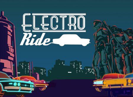 Electro Ride: The Neon Racing, uno sguardo in video al titolo dai Nintendo Switch europei