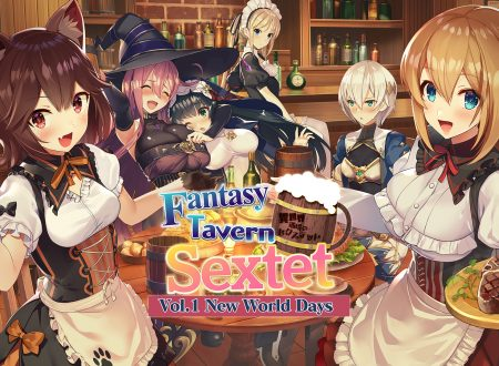 Fantasy Tavern Sextet Vol. 1: New World Days, uno sguardo in video al titolo dai Nintendo Switch europei