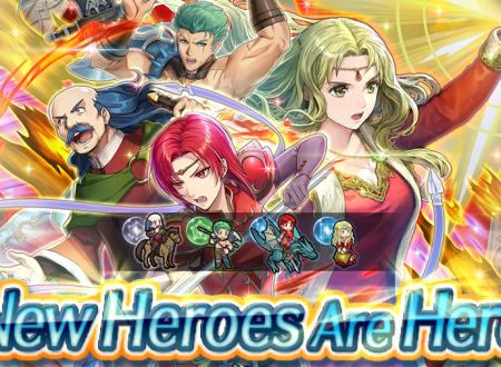 Fire Emblem Heroes: ora disponibili i nuovi eroi speciali: Principessa di Biran