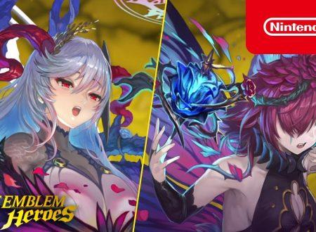 Fire Emblem Heroes: svelato l'arrivo dei nuovi eroi mitici: Freyja e Triandra