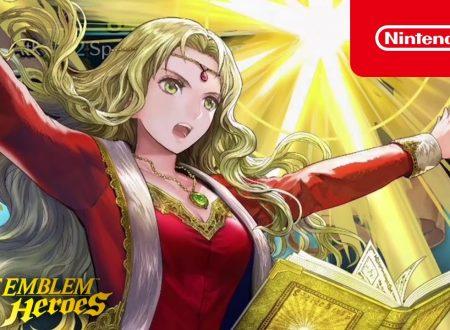 Fire Emblem Heroes: svelato l'arrivo dei nuovi eroi speciali: Principessa di Biran