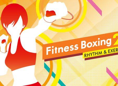 Fitness Boxing 2: Rhythm & Exercise, uno sguardo in video alla demo dai Nintendo Switch europei