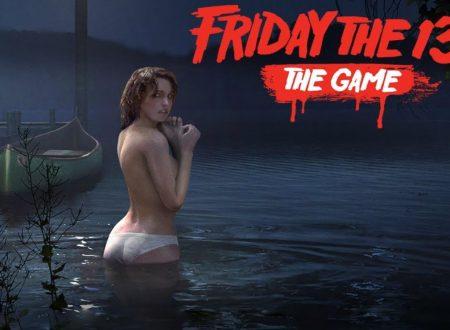 Friday the 13th: The Game Ultimate Slasher Switch Edition, svelato l'arrivo dell'ultimo aggiornamento per il titolo