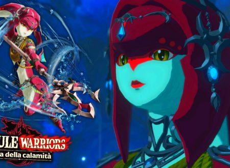 Hyrule Warriors: L'era della calamità, uno sguardo in video al titolo completo con Mipha