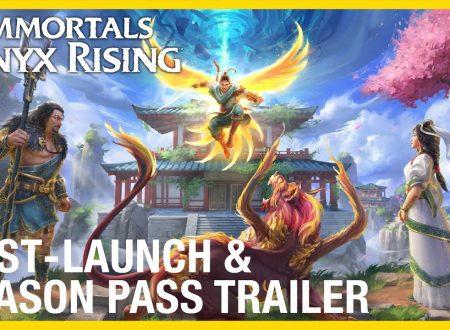 Immortals Fenyx Rising: svelati i dettagli dei contenuti DLC e il Season Pass
