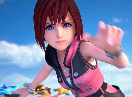 Kingdom Hearts: Melody of Memory, pubblicato il trailer di lancio del titolo
