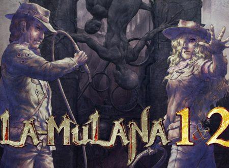 LA-MULANA 1 & 2: i titoli ora aggiornati alla versione 1.0.2/1.0.4 sui Nintendo Switch europei