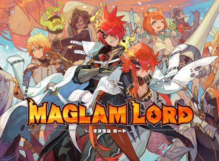 Maglam Lord: pubblicato l'opening movie dedicato al titolo