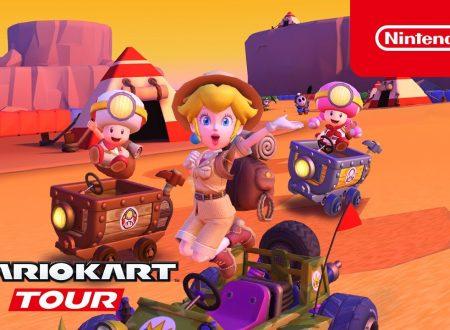 Mario Kart Tour: pubblicato il trailer del Tour del Tramonto, disponibile ora nel titolo mobile