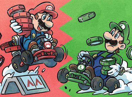Mario Kart Tour: svelato l'arrivo del Tour Mario vs. Luigi nel titolo mobile