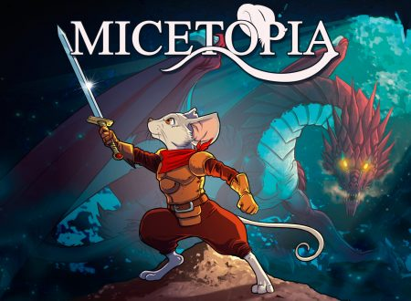 Micetopia, uno sguardo in video al titolo dai Nintendo Switch europei