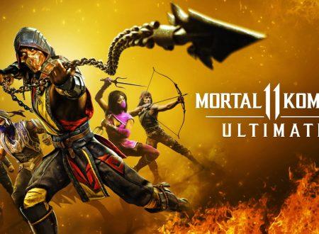 Mortal Kombat 11 Ultimate: pubblicato il trailer di lancio della nuova versione