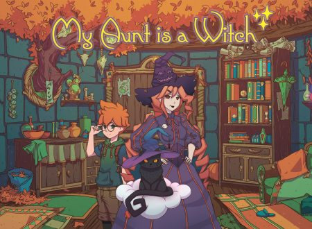 My Aunt is a Witch: uno sguardo in video al titolo dai Nintendo Switch europei