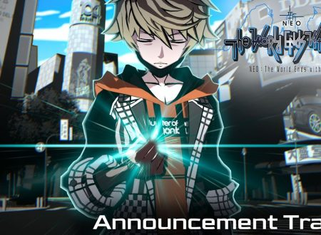 NEO: The World Ends with You, il sequel in arrivo nell'estate 2021 su Nintendo Switch