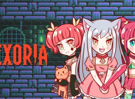 Nexoria: Dungeon Rogue Heroes, uno sguardo in video al titolo dai Nintendo Switch europei