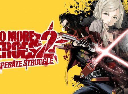No More Heroes 2: Desperate Struggle, uno sguardo in video al titolo dai Nintendo Switch europei
