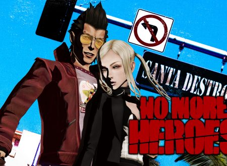 No More Heroes: uno sguardo in video al titolo dai Nintendo Switch europei