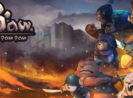 Paw Paw Paw, uno sguardo in video al titolo dai Nintendo Switch europei