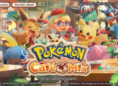 Pokémon Cafe Mix: il titolo aggiornato alla versione 1.70.0 sui Nintendo Switch europei