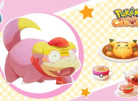Pokémon Cafe Mix: ora disponibile l'evento in team con Slowpoke di Galar