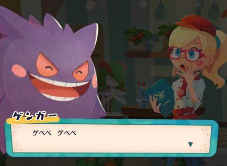 Pokémon Cafe Mix: ora disponibili i nuovi stage evento con Gengar come protagonista