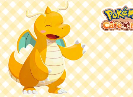 Pokémon Cafe Mix: svelato il ritorno degli stage evento con Dragonite