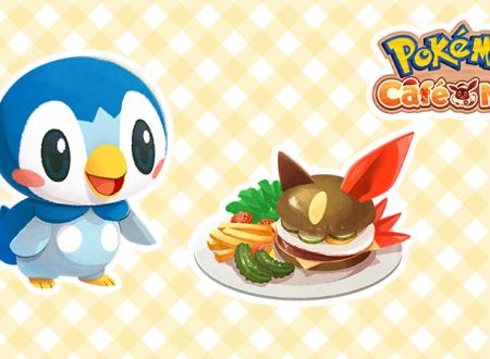 Pokémon Cafe Mix: svelato l'arrivo di nuovi stage regolari con Piplup il 18 novembre