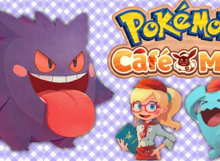 Pokémon Cafe Mix: uno sguardo in video gameplay all'evento speciale con Gengar