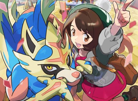 Pokemon Masters EX: ora disponibile l'Unicerca VIP con Gloria e Zacian