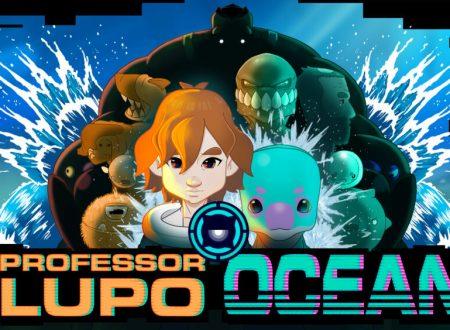 Professor Lupo: Ocean, il titolo in arrivo a dicembre sull'eShop di Nintendo Switch